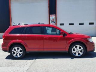 Used 2012 Dodge Journey SXT Crew for sale in Jarvis, ON