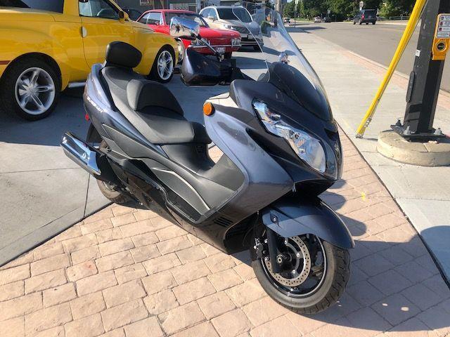 2012 Suzuki Burgman Limited