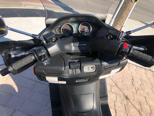2012 Suzuki Burgman