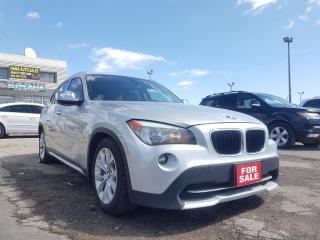 Used 2012 BMW X1 28i/AWD/LEATHER/LOADED! for sale in Pickering, ON