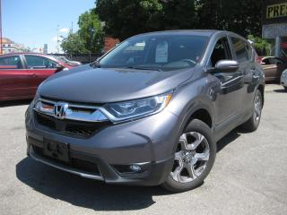Used 2018 Honda CR-V EX AWD Sunroof AC htd Leather PL PW  Nav Cam for sale in Ottawa, ON