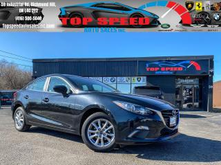 Used 2016 Mazda MAZDA3 GS / BACK-UP CAMERA / SUNROOF/ LOADED for sale in Richmond Hill, ON