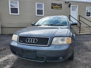 Used 2004 Audi A6 3.0 WITH TIPTRONIC for sale in Stittsville, ON
