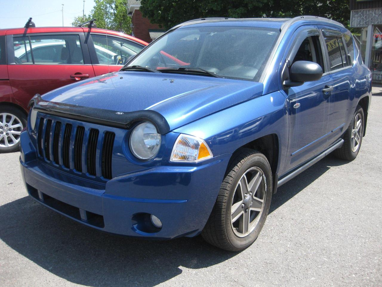 2009 Jeep Compass Rocky Mountain 2.4l 4Cyl
