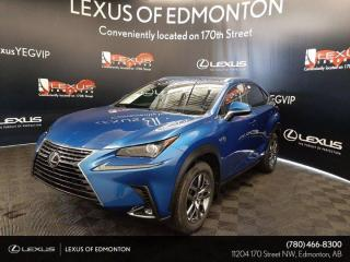 New 2020 Lexus NX 300h Premium Package for sale in Edmonton, AB