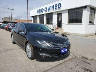 Used 2013 Lincoln MKZ Reserve for sale in Brantford, ON