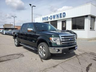 Used 2013 Ford F-150 Lariat for sale in Brantford, ON