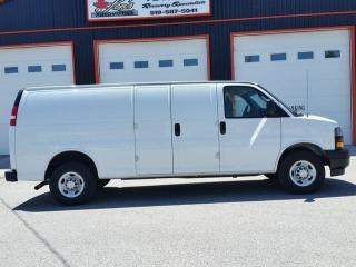Used 2019 Chevrolet Express 2500 CARGO VAN for sale in Jarvis, ON