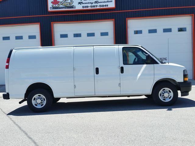 2019 Chevrolet Express 2500 CARGO VAN