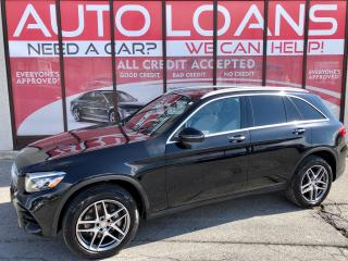 Used 2017 Mercedes-Benz GL-Class GLC 300-ALL CREDIT ACCEPTED for sale in Scarborough, ON