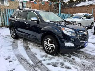 Used 2016 Chevrolet Equinox LTZ for sale in Scarborough, ON