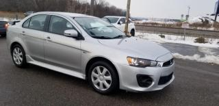Used 2017 Mitsubishi Lancer ES for sale in Scarborough, ON