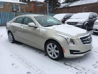 Used 2015 Cadillac ATS Sedan Standard AWD for sale in Scarborough, ON
