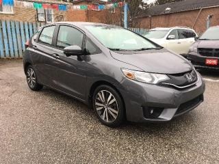 Used 2016 Honda Fit EX for sale in Scarborough, ON