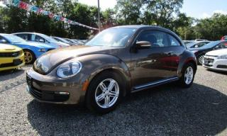 Used 2015 Volkswagen Beetle Coupe Comfortline for sale in Niagara Falls, ON