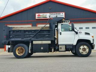 Used 2007 GMC C8500 DUMP TRUCK for sale in Jarvis, ON