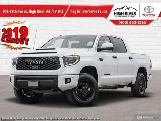 New 2019 Toyota Tundra TRD Pro Package  - Navigation for sale in High River, AB