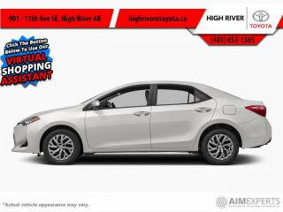 Used 2018 Toyota Corolla CE for sale in High River, AB
