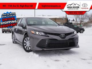 Used 2018 Toyota Camry L for sale in High River, AB