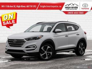 Used 2017 Hyundai Tucson SE  - Bluetooth -  SiriusXM for sale in High River, AB