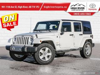 Used 2015 Jeep Wrangler Unlimited Sahara  - Cruise Control for sale in High River, AB