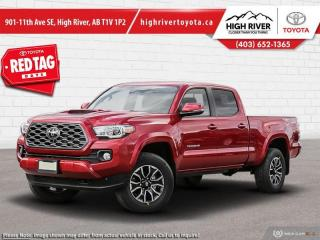 New 2020 Toyota Tacoma TRD Sport  -  Navigation for sale in High River, AB