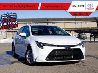 Used 2020 Toyota Corolla LE for sale in High River, AB