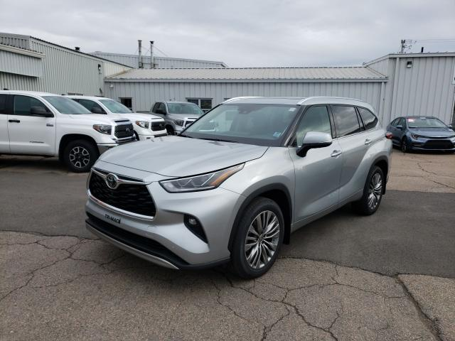 2020 Toyota Highlander Limited AWD Platinum
