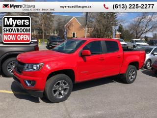 New 2020 Chevrolet Colorado 4WD Z71  -  Heated Seats for sale in Ottawa, ON