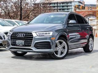 Used 2016 Audi Q3 2.0T Komfort FWD 6sp Tiptronic for sale in Toronto, ON