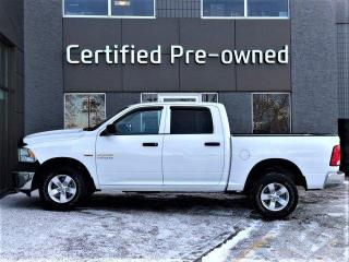 Used 2017 RAM 1500 SXT w/ HEMI / LOW KMS / 4X4 for sale in Calgary, AB