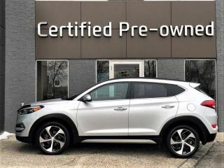 Used 2017 Hyundai Tucson LIMITED w/ TURBO / NAVI / PANO ROOF for sale in Calgary, AB