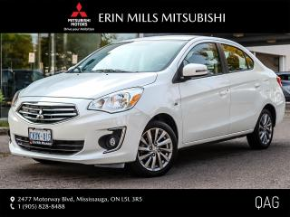 Used 2018 Mitsubishi Mirage G4 GT - CVT for sale in Mississauga, ON