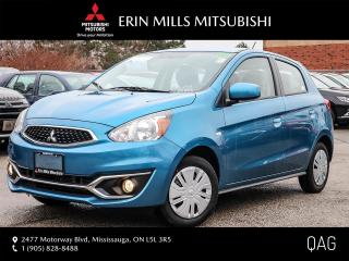 New 2020 Mitsubishi Mirage ES SE - CVT for sale in Mississauga, ON