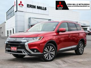 Used 2019 Mitsubishi Outlander GT S-AWC for sale in Mississauga, ON
