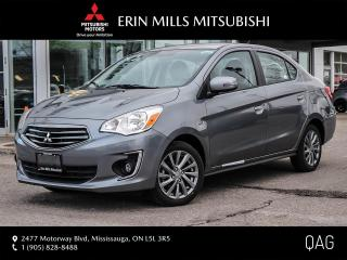 New 2019 Mitsubishi Mirage G4 GT - CVT for sale in Mississauga, ON