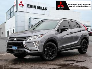 Used 2020 Mitsubishi Eclipse Cross Limited Edition S-AWC for sale in Mississauga, ON