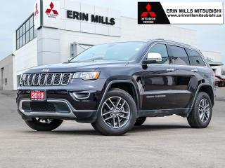 Used 2019 Jeep Grand Cherokee Limited for sale in Mississauga, ON