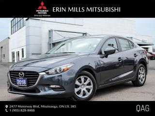 Used 2018 Mazda MAZDA3 GX at for sale in Mississauga, ON