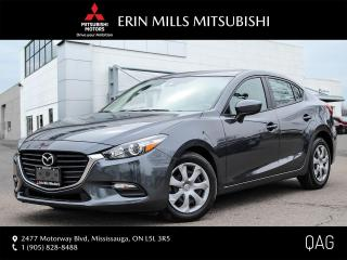 Used 2018 Mazda MAZDA3 GX at|AC|XENONS|BLUETOOTH|CAMERA|CRUISE for sale in Mississauga, ON