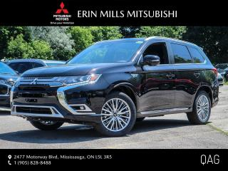 New 2020 Mitsubishi Outlander Phev GT S-AWC|CARPLAY for sale in Mississauga, ON