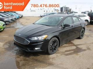 New 2020 Ford Fusion SE 151A | 1.5L GTDI | Adaptive Cruise Control | NAV | Blind Spot Detection | SE Appearance Pkg | Remote Start | Reverse Camera | for sale in Edmonton, AB