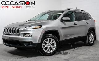 Used 2016 Jeep Cherokee North V6 4x4 MAGS+SIEGES.CHAUFFANTS+BLUETOOTH for sale in Boisbriand, QC