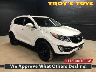 Used 2016 Kia Sportage LX for sale in Guelph, ON