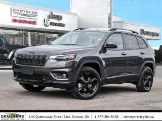 New 2020 Jeep Cherokee ALTITUDE | NAVIGATION | REMOTE START | HEATED SEAT for sale in Simcoe, ON