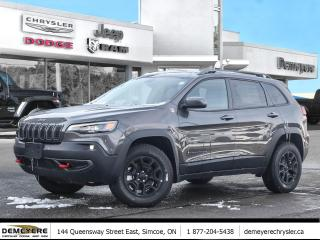 New 2020 Jeep Cherokee TRAILHAWK ELITE | SUNROOF | NAVI | SAFETY TECH for sale in Simcoe, ON