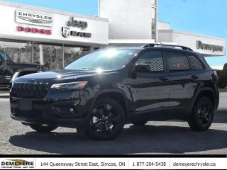 New 2019 Jeep Cherokee ALTITUDE EDITION | ONLY $99 PER WEEK-0 DOWN* for sale in Simcoe, ON