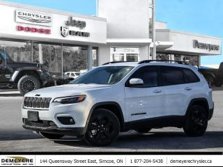 New 2020 Jeep Cherokee ALTTITUDE | NAVIGATION | COLD WEATHER GROUP for sale in Simcoe, ON