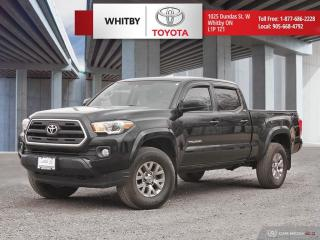 Used 2017 Toyota Tacoma 4X4 SR-5 SR5 for sale in Whitby, ON