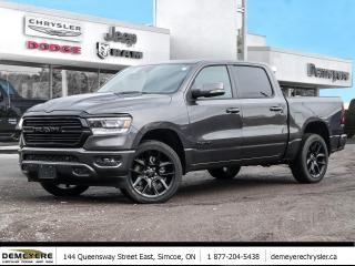 New 2020 RAM 1500 Sport NIGHT EDITION | LEATHER | SUNROOF | NAVI for sale in Simcoe, ON